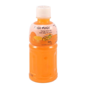 آبمیوه پرتقال موگو موگو - فروشگاه شوکو مارکت