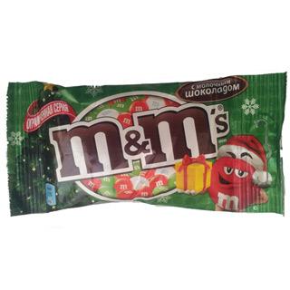 اسمارتیز m&m شکلاتی
