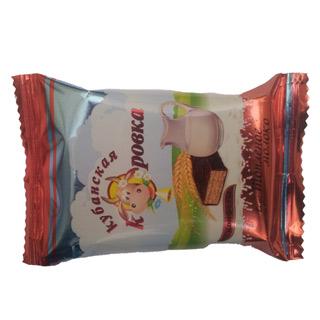 ویفر روسی با روکش شکلات