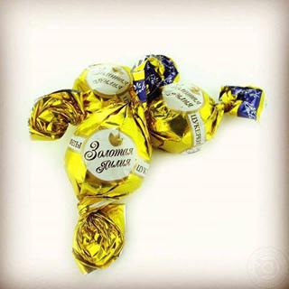 شکلات گلدن لیدی کنتی