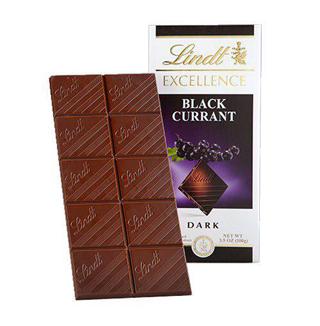 شکلات لینت بلک کارنت