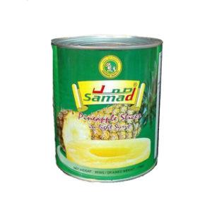 کمپوت آناناس صمد شکلات خارجی خانه samad pineapple